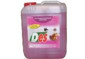 DES Υγρό Γενικού Καθαρισμού με αλκοόλη 5L