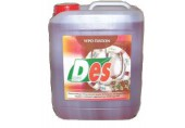 DES Υγρό Πιάτων Ξύδι (Πλύσιμο στο Χέρι) 5L