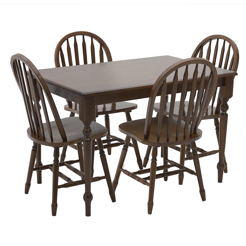 Τραπέζι Με 4 Καρέκλες Τραπεζαρίας